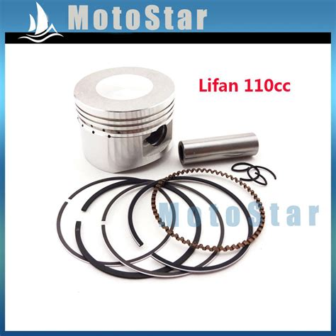 Piston Kit 52mm Pin 13 get cheap ring set piston aliexpress alibaba