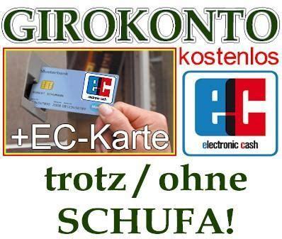 forum schufafrei kredit girokonto bankkonto konto ohne schufa schufafrei ec