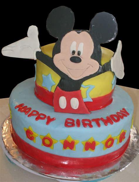 New Mickey Mouse Fondant Cakes   Fondant Cake Images