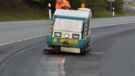 Auto Versicherung Oberhausen by Verkehr 214 Lspurbeseitigung Verursacher Zahlt Nur