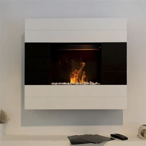 modern wall mounted fireplace contemporary wall mount electric fireplace fireplace