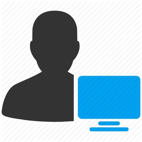 Desktop Administrator admin administrator desktop moderator monitor pc user icon icon search engine