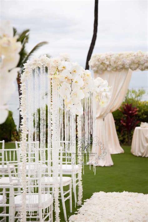 Vintage Wedding Aisle Decorations by Ceremony Aisle Ceremony Decor 2111962 Weddbook