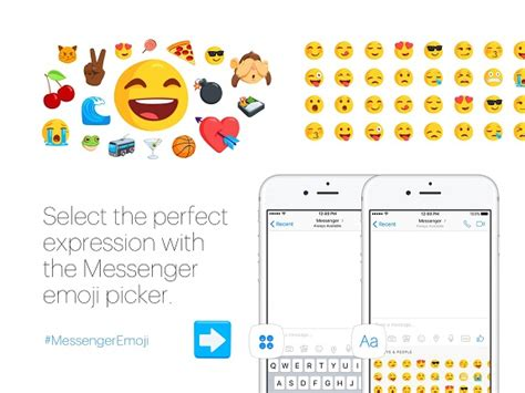 emoji fb facebook messenger gets diverse emojis better