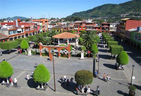 zocalo xicotepec fin de semana en xicotepec pintoresca comunidad de puebla