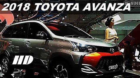 Lu Stop All New Avanza 2018 all new toyota avanza tigre interior and