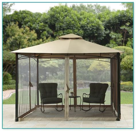 gazebo cover walmart gazebo replacement covers