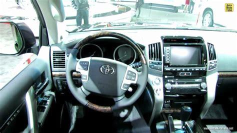 2014 Toyota Land Cruiser Interior Toyota Land Cruiser 2014 Inside 2017 2018 Best Cars