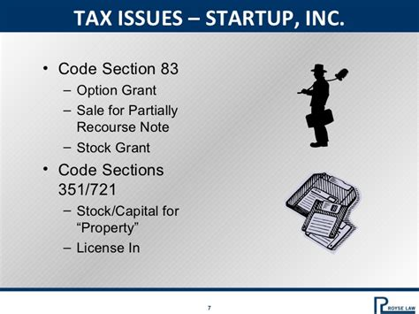 tax code section 351 tax issues in technology transactions