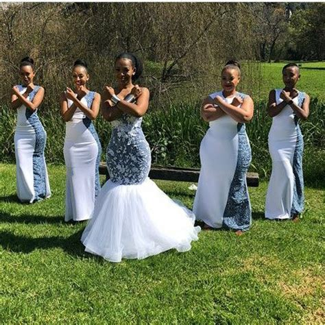 south african bridesmaids dresses 2018   African fashion