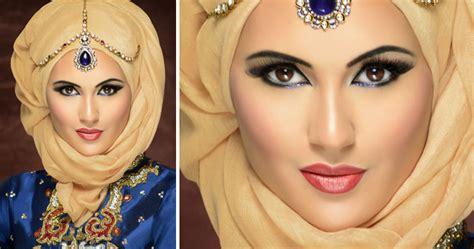 tutorial hijab arabic style latest arabic styles for hijab 2015 2016 hijabiworld