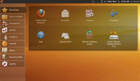 tutorial ubuntu mini remix distrowatch com put the fun back into computing use