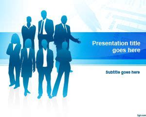 free business templates for powerpoint free business team powerpoint template