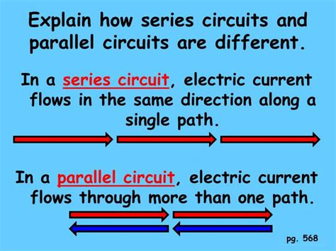 explain domestic electric circuits series resistors same current 28 images electric