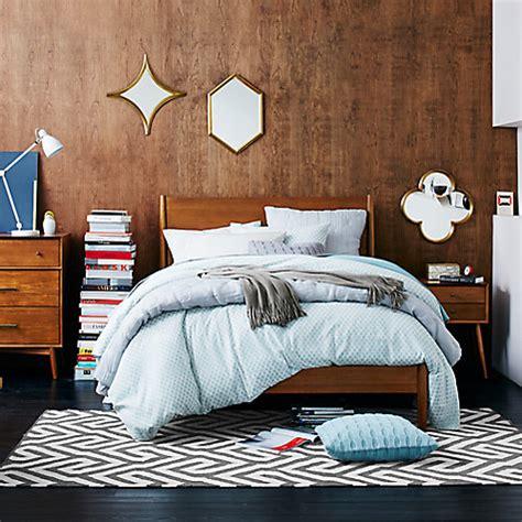 Buy West Elm Mid Century Bedroom Furniture Range John Lewis West Elm Bedroom Furniture