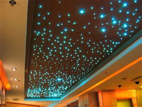 Led Twinkle Ceiling Lights Sky Ceiling Twinkling Effect Used For Hotel Bars Beatutifu Ceiling Sky Foc 041