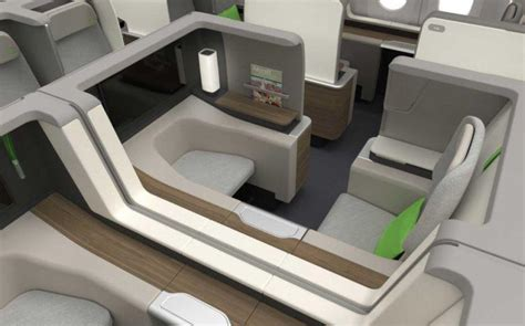most comfortable coach seats flat beds in economy class could soon be a thing news
