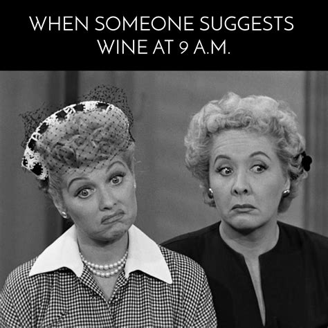 i love lucy memes funny i love lucy wine meme getting the giggles