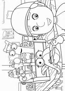 handy manny coloring pages 10 disney handy manny printable coloring to print
