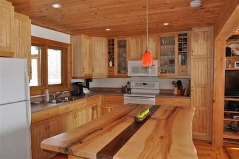 Kitchen Island Wood Countertop Live Edge Island Wood Island Kitchen Islands Wood Counter Butcher Board Counter Wood Slab