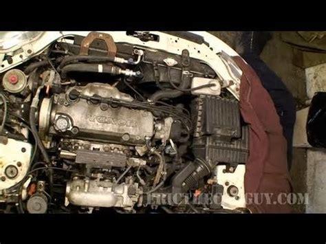 honda civic engine part  ericthecarguy youtube