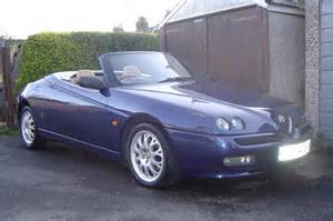 Alfa Romeo Spider 2001 2001 Alfa Romeo Spider 2 0 Lusso