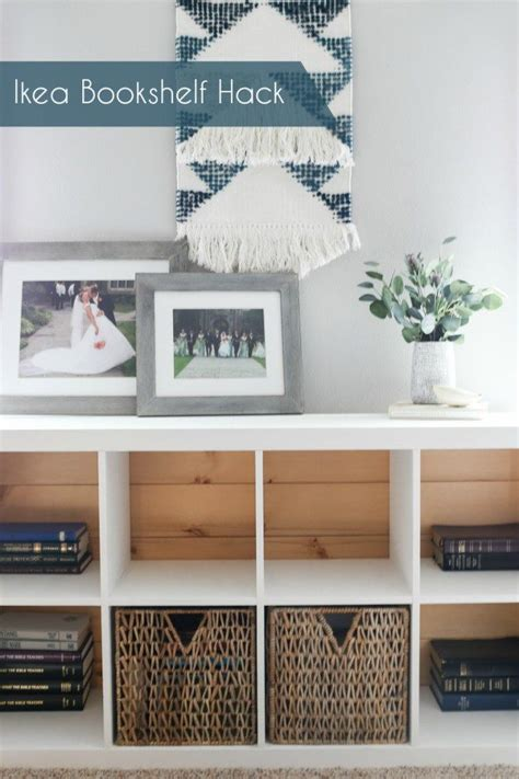 ikea hacks pinterest 25 best ideas about ikea bookshelf hack on pinterest