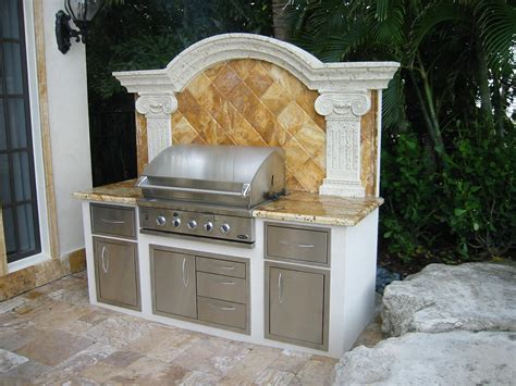 Outdoor Kitchen Backsplash Ideas Outdoor Kitchen Backsplash 28 Images Creative Outdoor Kitchens Backsplash Creative Outdoor