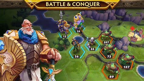 warlord mod apk warlords turn based strategy hp dmg mod apk