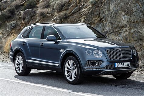 bentley suv 2017 the best suv you can buy