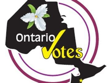Are Voting Records Information Ontario Votes 2014