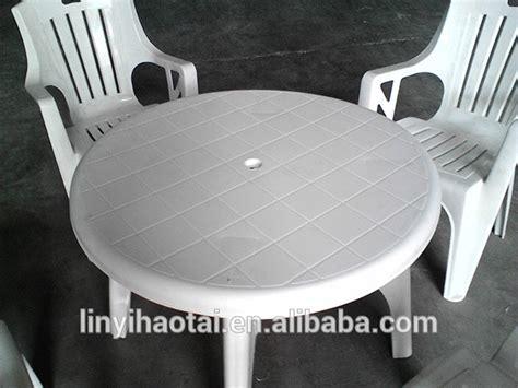cheap white tables pas cher en plastique tables rondes blanc jardin table en