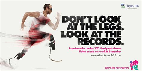 2012 paralympic caign creative review