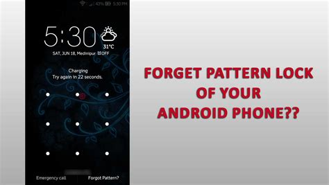 pattern lock android too many attempts how to unlock android phones after too many pattern