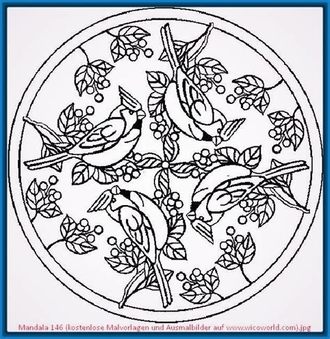 Imagenes De Mandalas Con Animales | im 225 genes de mandalas de animales para imprimir dibujos