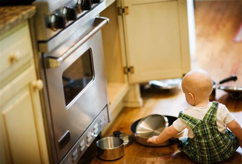 Kitchen Baby Play Learn And Grow With Your Baby In Pictures