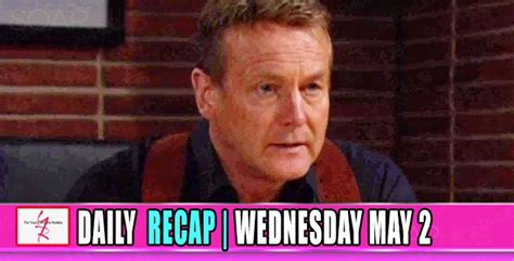 yr recap one night the young and the restless recaps the young and the restless yr recap paul questions the