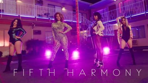 fifth harmony music videos fifth harmony debut music video for new single down