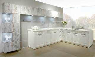 White Wood Kitchens by Wood Kitchen White Distressed Oak Your Kitchen Broker