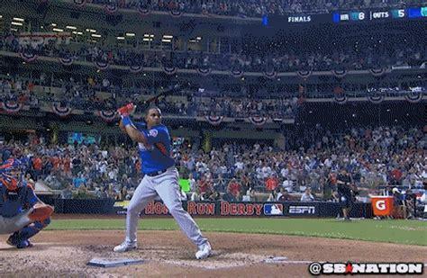 Home Run Derby Bats by Yoenis Cespedes Destroys The 2013 Home Run Derby