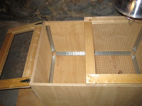 backyard brooder box my chick brooder box backyard chickens community