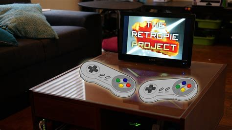how to create the ultimate how to create the ultimate tech infused retro arcade coffee table