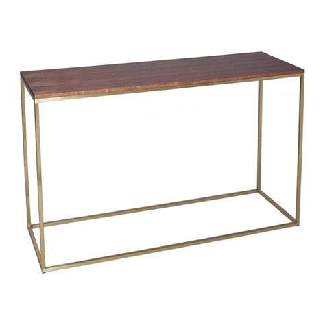 sofa tables uk buy this contemporary gilmore space walnut and gold