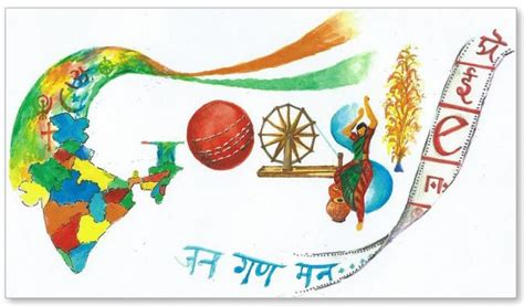 doodle 4 india 2012 unity in diversity entries for doodle4google 2013 competition