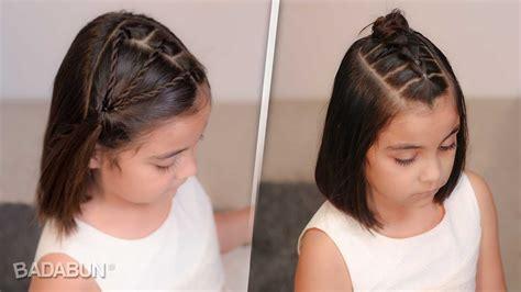 peinados para ni as de pelo corto peinados ni 241 a pelo corto peinados para ninas 3763