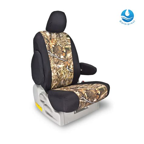 department seat covers front seat cover 14 c chevy camo black toppers and