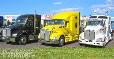 kenworth trucks for sale in kenworth trucks for sale in pa nj coopersburg liberty