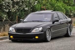 Mercedes W220 Mercedes S500 W220 Brabus Style Benztuning
