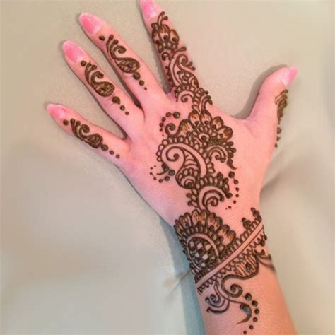 How To Decorate Home With Flowers by Pretty Floral Henna Henna Designs By Sanober At Dallas Us
