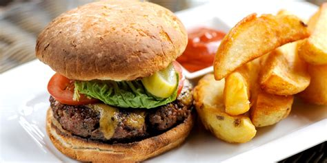 Beef Burger beef burger recipes great chefs